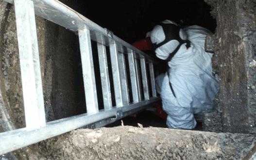 los especialistas en succión y limpieza de pozo septico