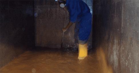 Los especialistas en limpieza de tanques y cisternas